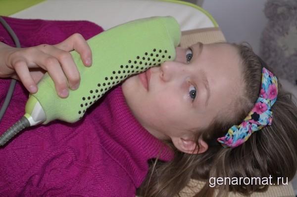 Насморк у взрослых. Пятишариковый проектор Нуга Бест поможет в лечении насморка у взрослых и детей.