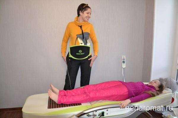 Стандартный режим обеспечивает- щадящее вытяжение, надавливание( точечный массаж),точечное прижигание, массаж спины, устранения напряжения, релаксация паравертебральных мышц мышц, улучщения кровообращения в бассейнах сонных и позвоночных артерий, увеличение амплитуды в суставах и активизацию в сегментах позвоночника, снижение болевого синдрома в отделах позвоночника.