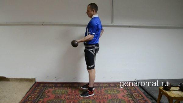 Комплекс упражнений для оздоровления.