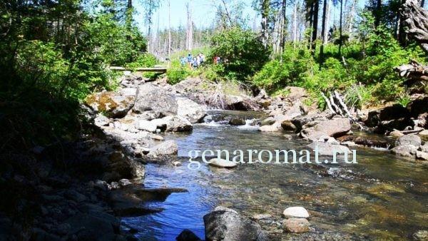 Река Конжаковка