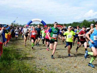 Старт марафона Конжак 2017