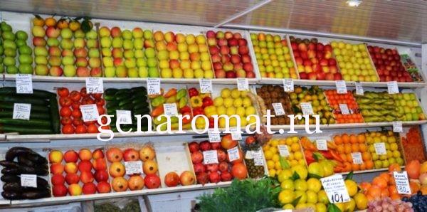 Отдайте предпочтение фруктам и овощам красного цвета
