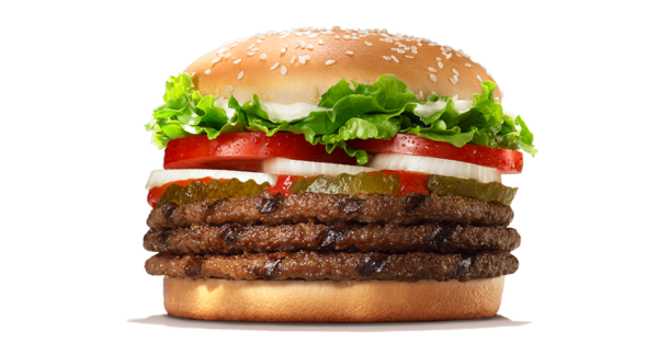 Тройнойвоппер Бургер Кинг
