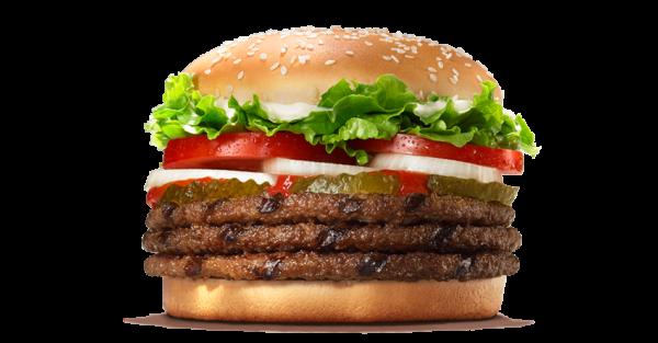 Воппер Бургер Кинг