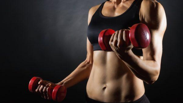 Красивое тело - это фитнес.