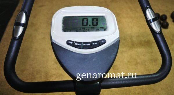 Бортовой компьютер велотренажера DM2810