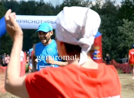 Штаков Юрий 7 место