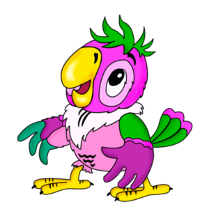 Скороговорка про попугая