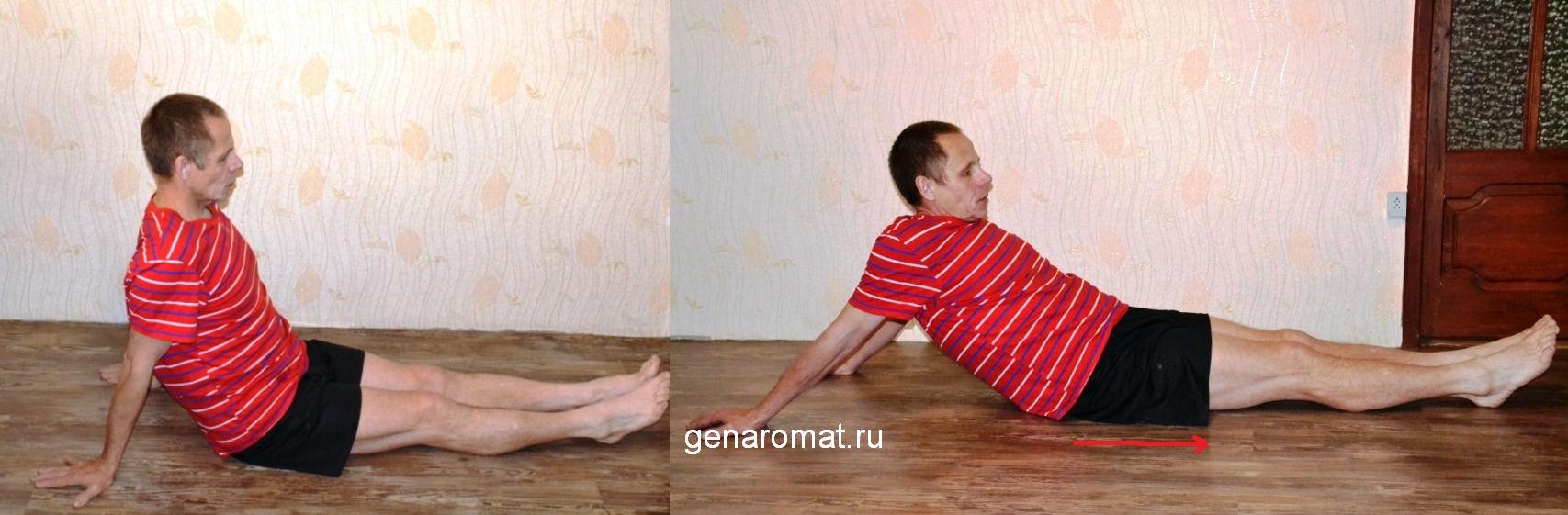 Упражнения для плеча -10