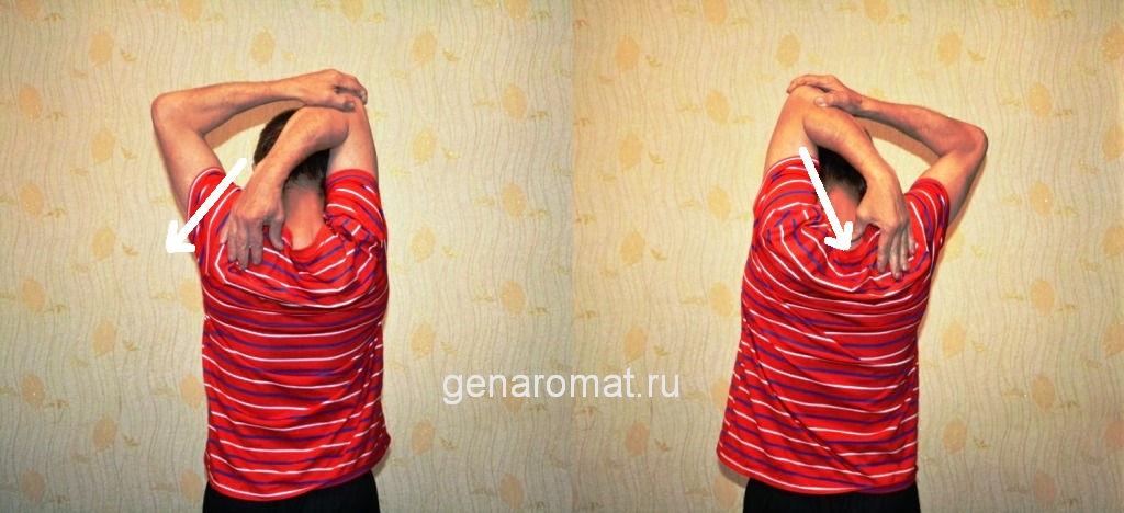Упражнения для плеча-6