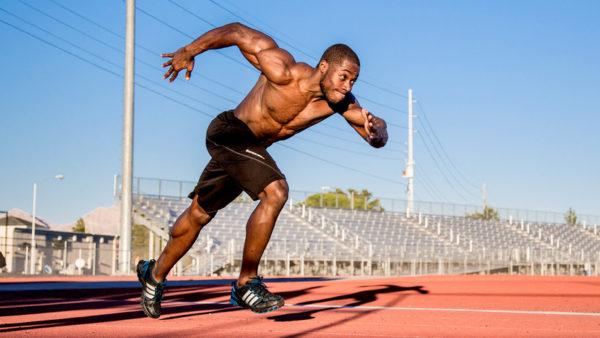 Интервальная беговая тренировка