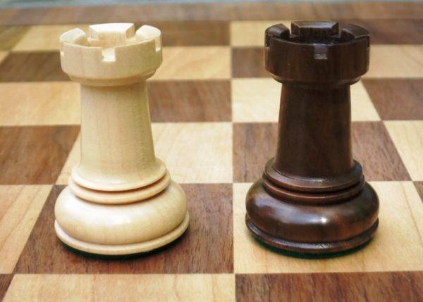 Шахматная ладья