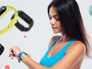 Фитнес- браслет