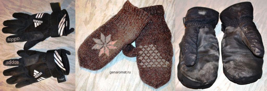 Варежки или перчатки для бега зимой?