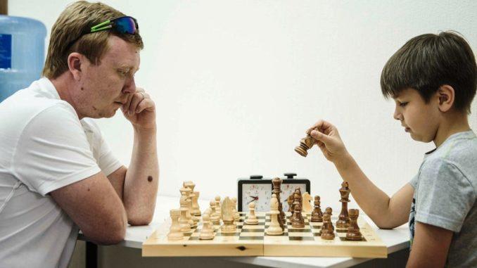 Правила игры в шахматы.