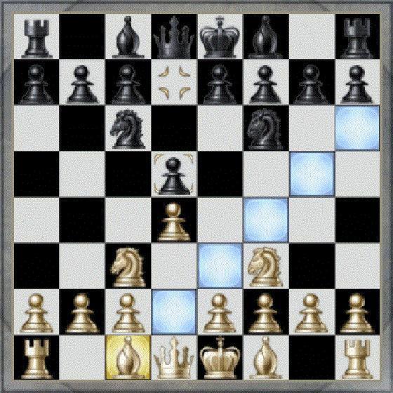 Как ходит шахматный офицер