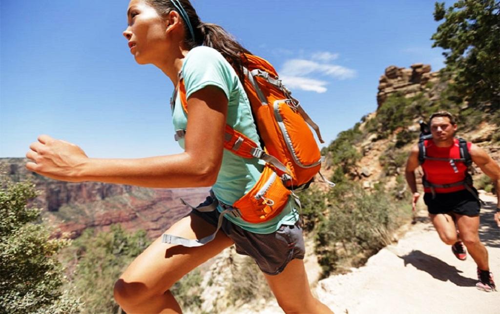 Беговой рюкзак для тренировок