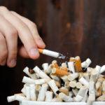 Курение повышает холестерин