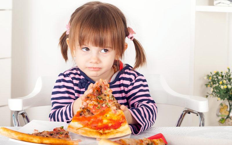 Пищевое отравление у детей
