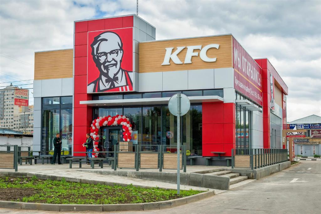 KFC в России