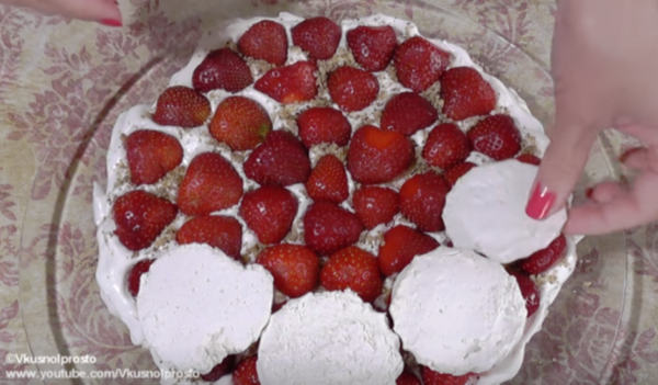 Торт Лайма Шаг 5
