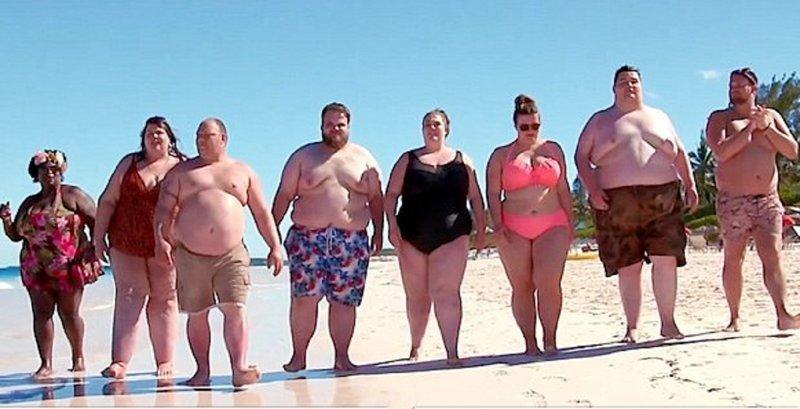 Толстые люди
