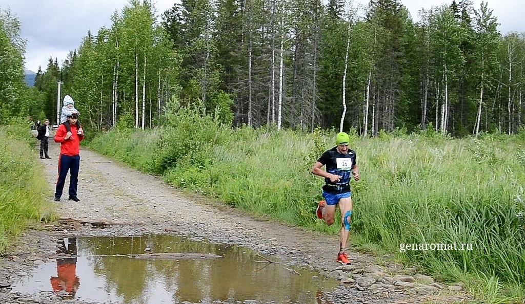 Конжак 2019 марафон