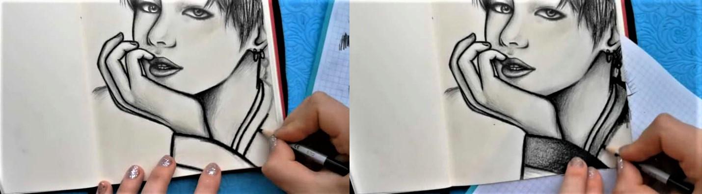 Рисуем BTS