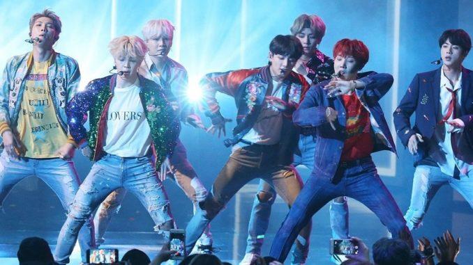 Группа - BTS