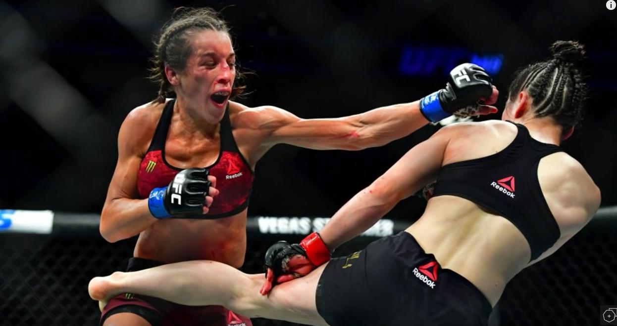 Бой Джоанны Енджейчик на UFC 248 против Вэйли Чжан..